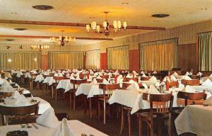 Keyport New Jersey Ye Cottage Inn Interior Vintage Postcard K66251