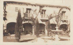 RP: LA JOLLA , CA, 1927 ; Casa de Manana