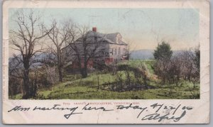 Vicksburg, Miss., Grant's Headquarters - 1906
