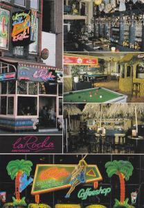 La Rocka Snooker Pool Table/Coffee Shop/bar , Amsterdam , Netherlands , 50-70s