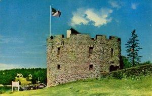ME - Pemaquid. Fort William Henry