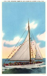 New Jersey Ocean City  The Sweethart Auxiliary Sailboat by Chris's Resta...