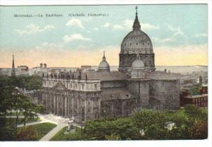 MONTREAL , Quebec , Canada , 00-10s ; La Basilique [Catholic Cathedral]