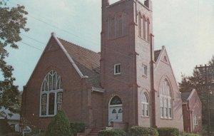 MONTEVALLO , Alabama , 50-60s ; First Methodist Church