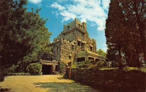 Vintage Postcard, Gillette Castle State Park, Hadlyme, Connecticut, USA #435