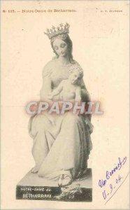 Old Postcard N D Betharram