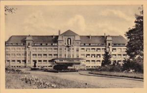 Belgium Liege Institut Mater Dei Banneux Notre-Dame Facade Principale