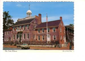 Old State Court House, New Castle Delaware, Photo Richard Pulling