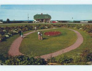 Pre-1980 TOWN VIEW SCENE Amherst Nova Scotia NS p9527