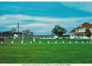 Canada Nova Scotia Truro Tideview Motel