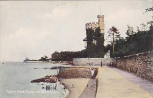 Appley Watch Tower, Near SEAVIEW, Isle Of Wight, England, UK, 1900-1910s