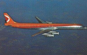 AIRPLANES, 1960's; CP Air, DC-8 Aircraft