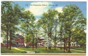 The Napsonian School,Atlanta, Georgia,30-40s