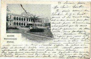 CPA AK VIETNAM SAIGON - Gouvernement général (190194)