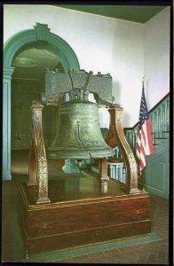4520) Pennsylvania PHILADELPHIA The Liberty Bell Independence Hall - Chrome