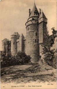 CPA Vitre Tour Saint-Laurent FRANCE (1015791)