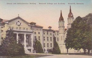 Kentucky Nazareth Church & Administration Building Nazareth College Handc...