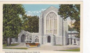 Exterior, Washington Memorial Chapel, Valley Forge, Pennsylvania,  00-10s