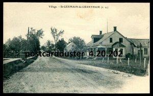 202 - ST. GERMAIN DE GRANTHAM Quebec 1910s Village Road View
