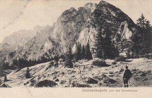 Donnerkogel , Gosaukamm Range, Austria , 1890s