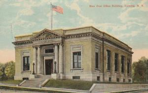 The New Post Office in Corning NY, New York - DB