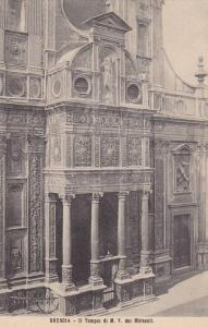 BRESCIA, Il Templo di M.V. dei Miracoli, Lombardia, Italy, 00-10s