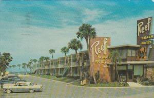 Florida Daytona Beach Reef Beach Motel 1964