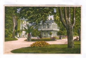 Partie Du Parc Avec Salle De Lecture, Mondorf-Les-Bains, Luxembourg, 1910-1920s