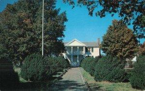 Civil War Boy Hero of the Confederacy Sam Davis House, Smyrna, Tenn. Postcard