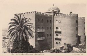 RP: GRANADA , Spain , 1910s ; Palace Hotel