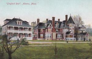 Massachusetts Adams Greylock Rest