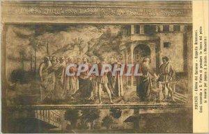 Old Postcard Firenze Chiesa del Carmine cappella brancacci