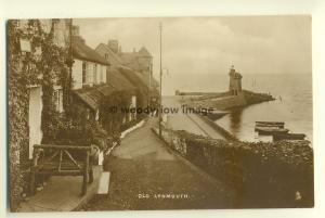 tp6402 - Devon - The Tower &  Rising Sun Inn on Mars Hill  Lynmouth  -  Postcard
