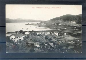 INDOCHINA - VIETNAM - TONKIN General view HONGAY - 1900's