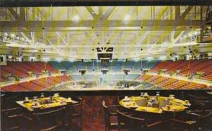 Rhode Island Providence Civic Center Interior