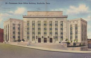 Tennessee State Office Building, Nashville, Tennessee, PU-1944