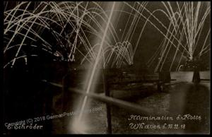 Germany 1918 Revolution Wilhelmshaven Sailors Revolt RPPC Celebration of t 61387