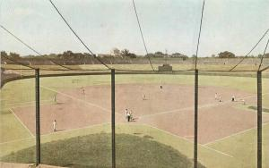 Baseball Game Japan 1950s Postcard Sports 3735