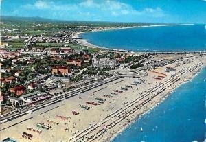Italy Riviera di Rimini La piu bella d'Italia, Panorama Aereo Plage