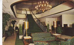 Interior , The RAMADA hotel , Waco , Texas , PU-1963