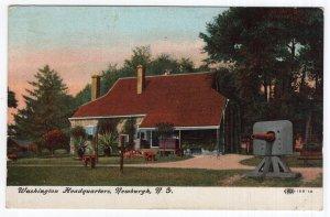 Newburgh, N.Y., Washington Headquarters