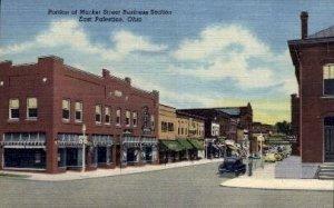 Market Street Business Section - East Palestine, Ohio