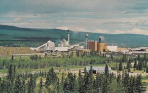 North Western Pulp and Power Ltd. Mill, Hinton, Alberta, Canada, 40´s-60´s