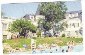 Auberge LA CALECHE , Ste-Agathe des Monts , Quebec , Canada , 1989