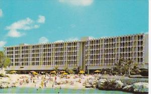 Netherland Antilles Curacao Willenstad The Hilton Hotel