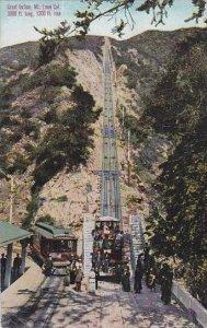 California Great Incline Mount Lowe