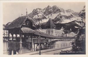 RP; LUZERN, Kopellbruke und Pilates, Switzerland, 10-20s