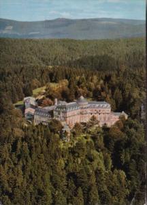 Germany Baden-Baden Kurhaus Buehlerhoehe 1961