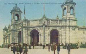 Province of Ontario Building Canadian National Exhibition CNE Toronto - Canada