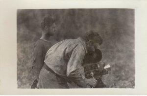 RP: Bernard Rosecrans Hubbard, geologist & explorer , Alaska , 1920-30s